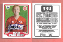 Middlesbrough Ray Parlour England 334